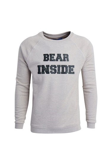 Bad Bear Sweatshirt Gri